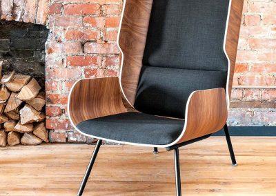 Elk Chair - Gus lounge