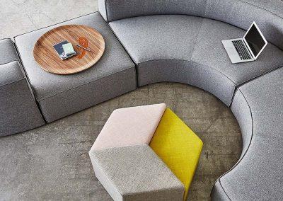 Trillium Stools - lounge